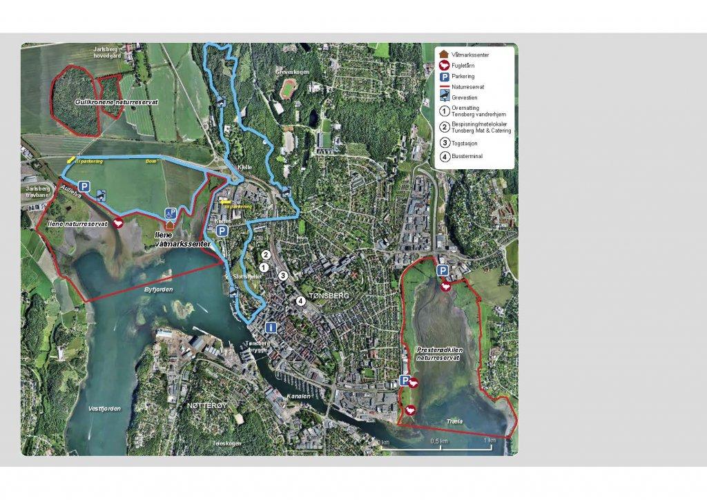 kart over tønsberg by Norsk Ornitologisk Forening   Velkommen til NOFs årsmøte i  kart over tønsberg by